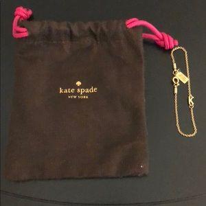 Kate Spade Initial Bracelet
